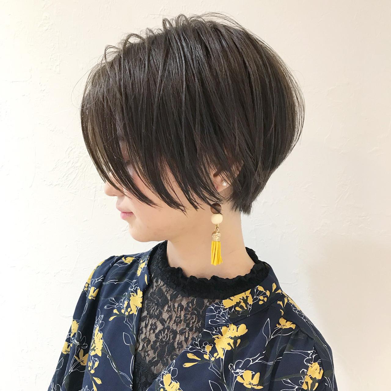 レディース必見!話題の髪型「マニッシュショート」のヘアカタログ♡の30枚目の画像