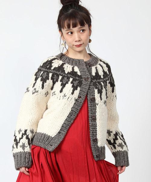 8853cfabf92 秋冬注目のアイテム【カウチンニット・セーター】でおしゃれコーデ ...