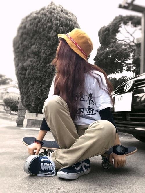 今、履きたい!ローテクスニーカー厳選ブランドとコーデ紹介♡