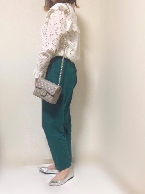 プレーンクロージングの人気バッグは?おすすめアイテム&コーデ紹介の15枚目の画像