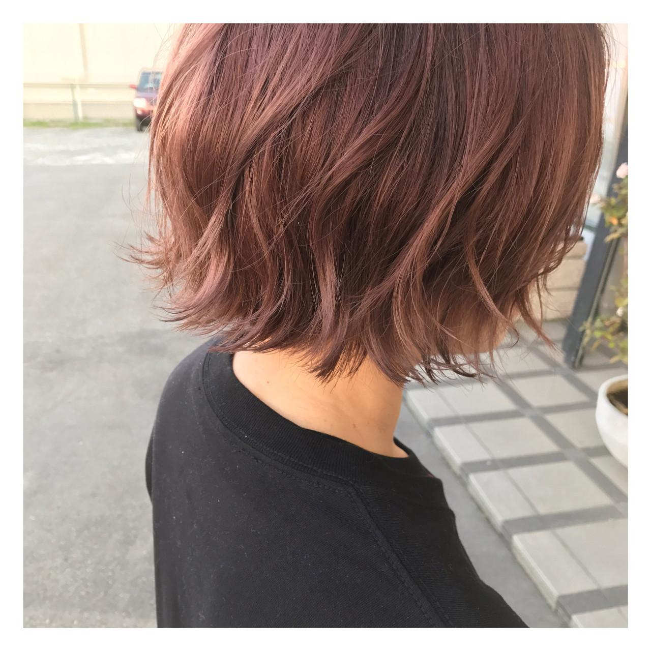 染め なし 髪 ブリーチ