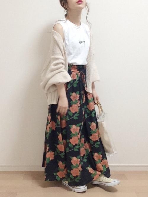 気温20度の日の服装はこれ!レディースおすすめコーデ♡ の8枚目の画像