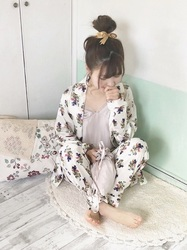 かわいいパジャマ20選!家にいるときもときめくような時間を♡