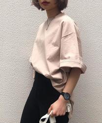 《2019》無地Tシャツで魅せる♡レディースコーデ&ブランド特集
