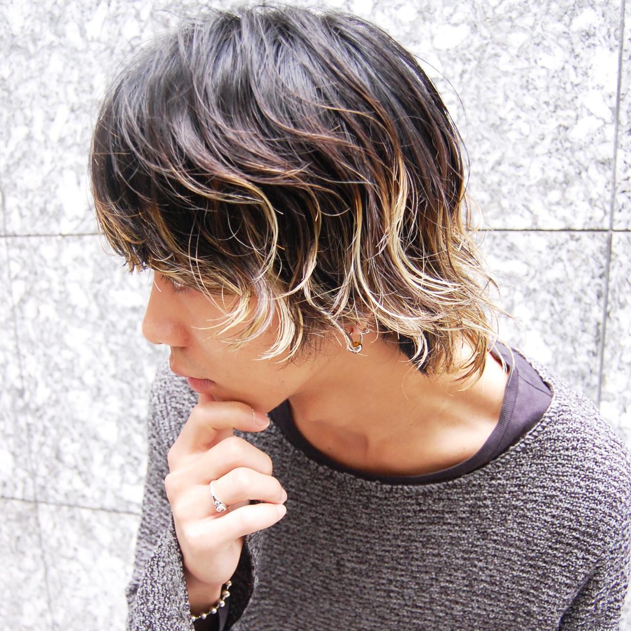 メッシュでショートヘアをもっとお洒落に。簡単ヘアアレンジ集の8枚目の画像