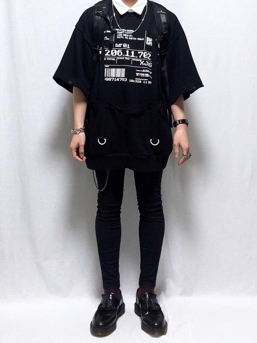黒スキニーコーデでレディース服をおしゃれに。季節別コーデを紹介の11枚目の画像