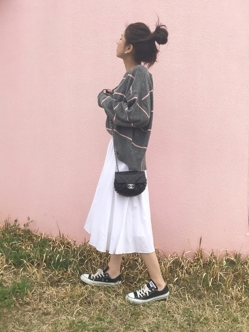 人気の【サーキュラースカート】でワンランク上の大人な女性に♡の7枚目の画像