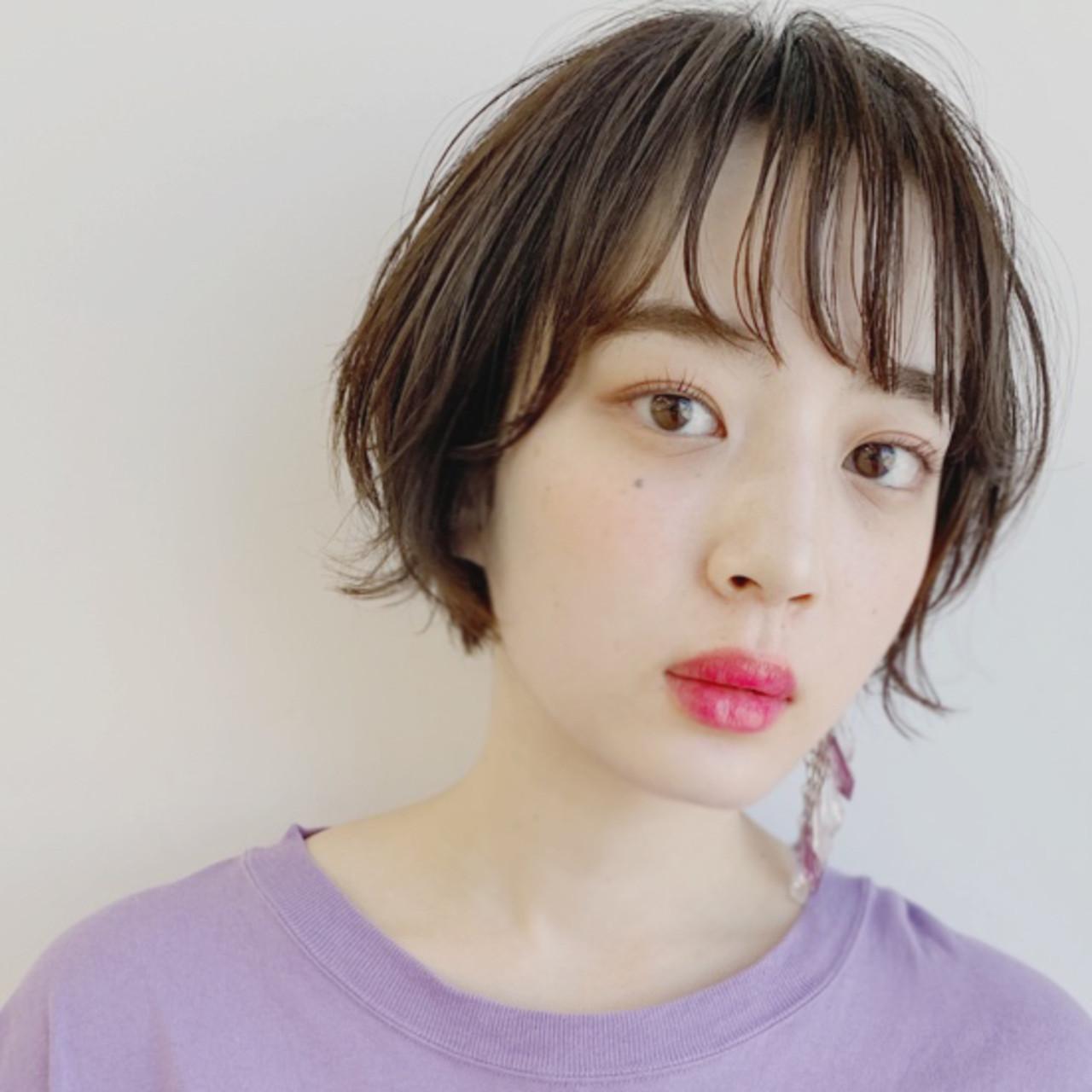 おしゃれな前髪2019年版。顔タイプ別に似合うトレンド前髪を紹介の10枚目の画像