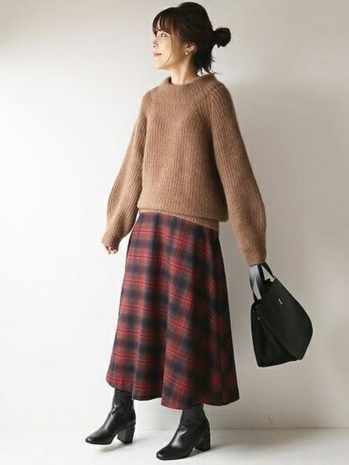 人気の【サーキュラースカート】でワンランク上の大人な女性に♡の15枚目の画像