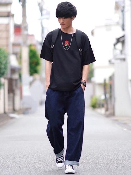 ストリート 系 ファッション メンズ