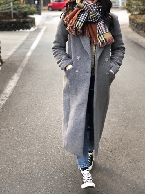 雪の日コーデにもこだわろう。寒い日を乗り切るファッションを紹介の5枚目の画像