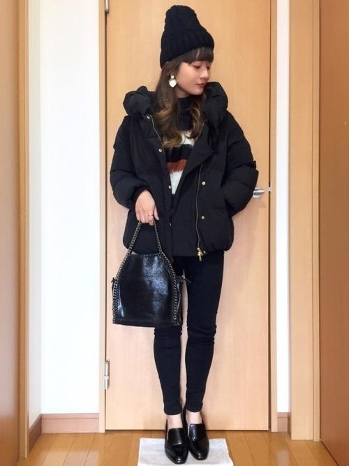 雪の日コーデにもこだわろう。寒い日を乗り切るファッションを紹介の7枚目の画像