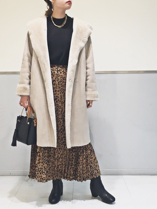 雪の日コーデにもこだわろう。寒い日を乗り切るファッションを紹介の11枚目の画像