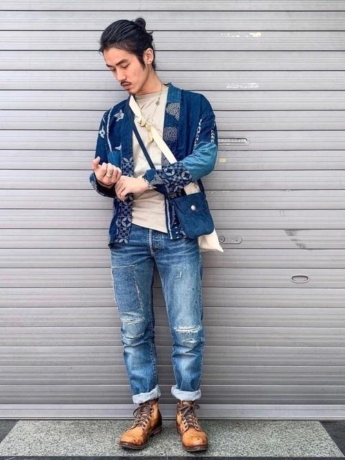 ブーツコーデのメンズファッションに注目。選び方のコツも紹介の2枚目の画像