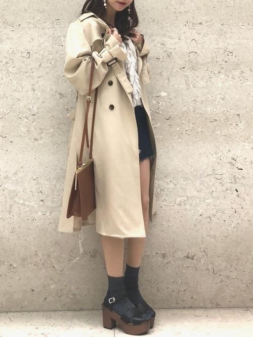 タイトスカートで冬コーデをおしゃれに。注目されるスタイルをご紹介の5枚目の画像