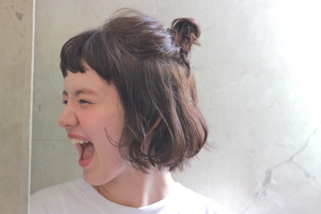 いつもと違う自分を楽しみたい!簡単かわいいヘアアレンジをご紹介♡の14枚目の画像