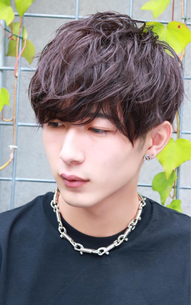 髪型 韓国 メンズ 人