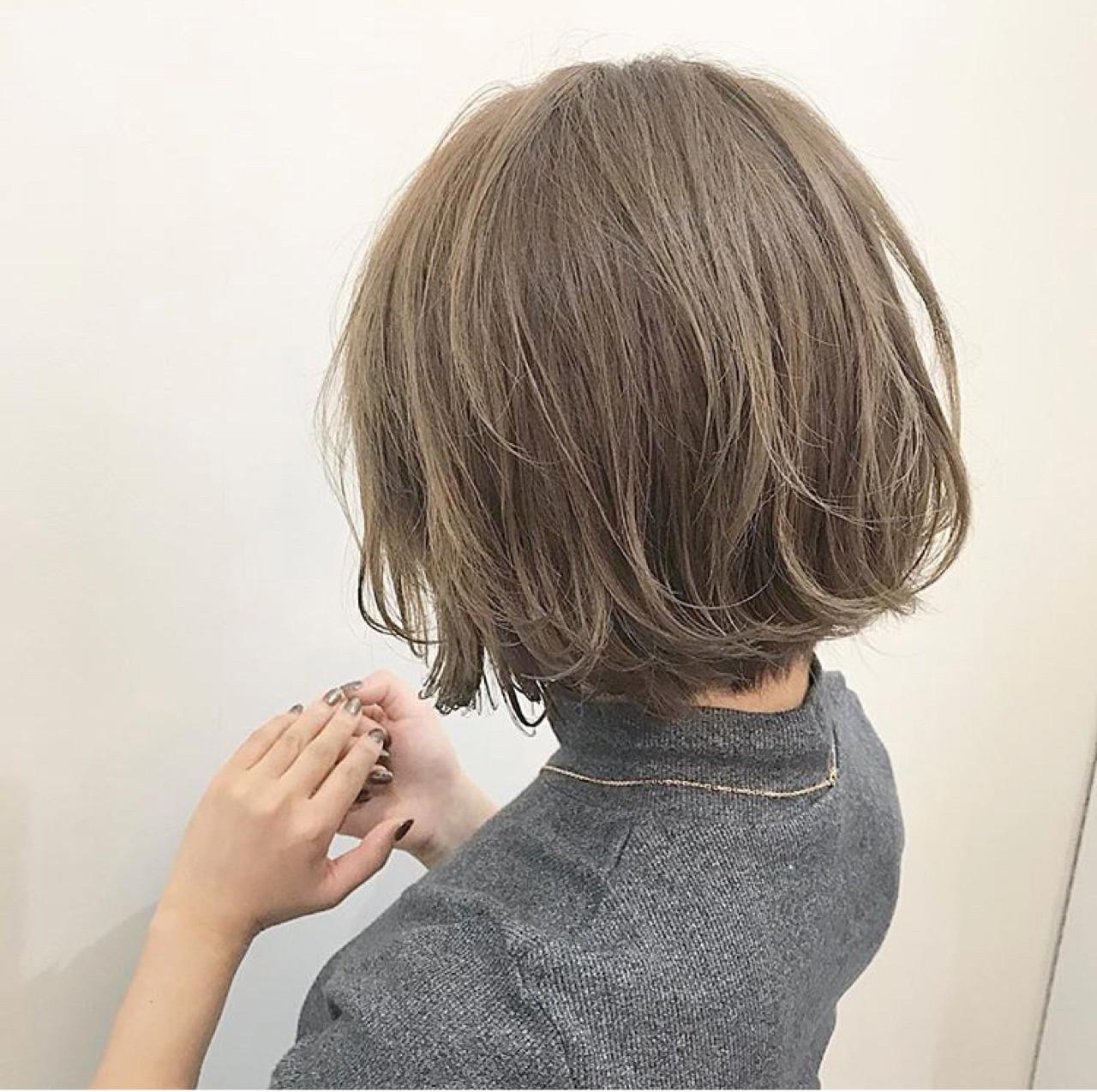 【毛先だけ巻く】がおしゃれヘアのコツ!やり方・アレンジも紹介♡の4枚目の画像