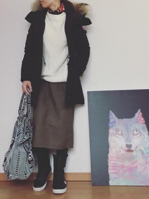 ダウンコートのレディース人気ブランドは?ぴったりの服を見つけようの9枚目の画像