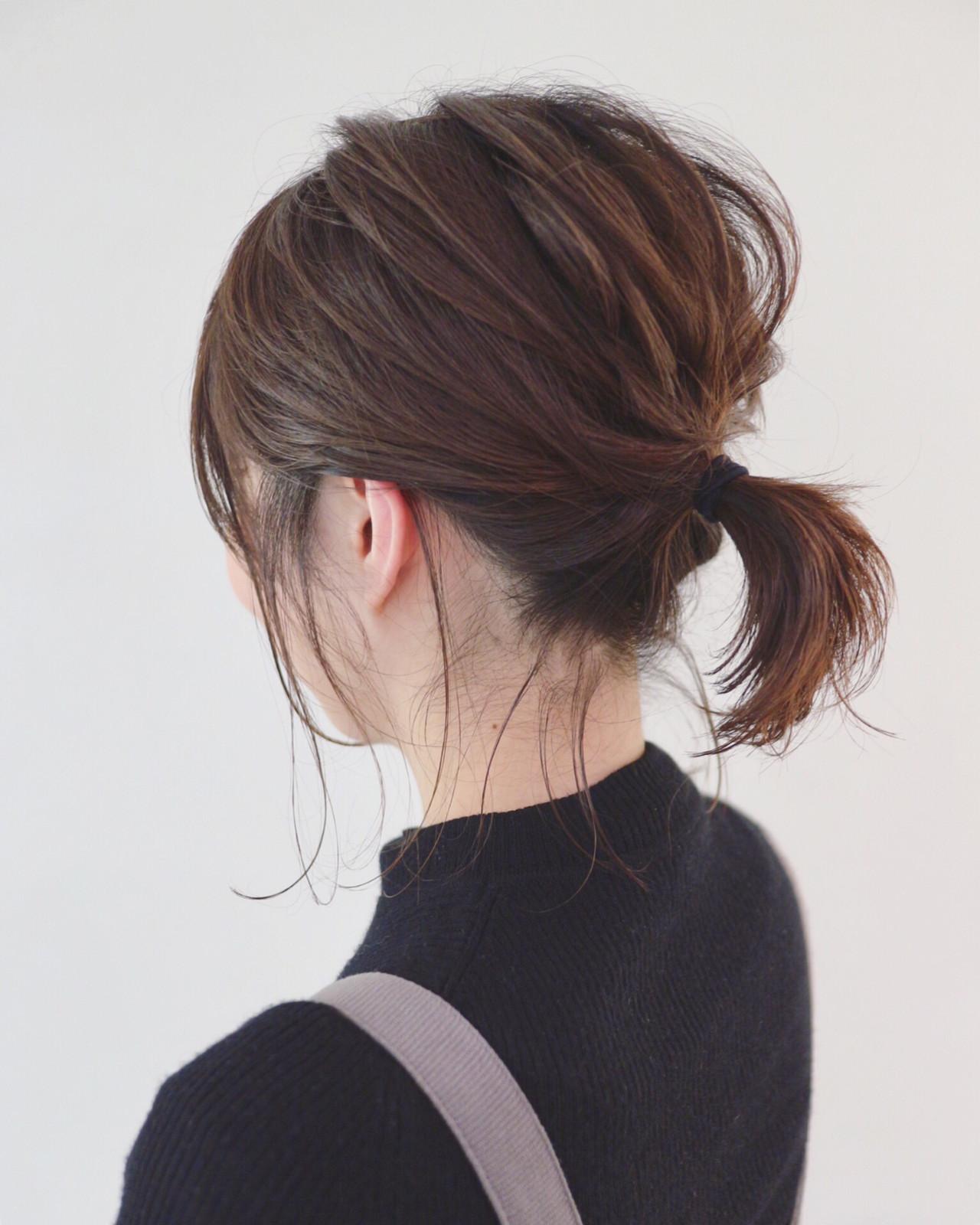 丸顔さんにおすすめ♡【タイプ・年代別】かわいいボブヘアカタログの21枚目の画像
