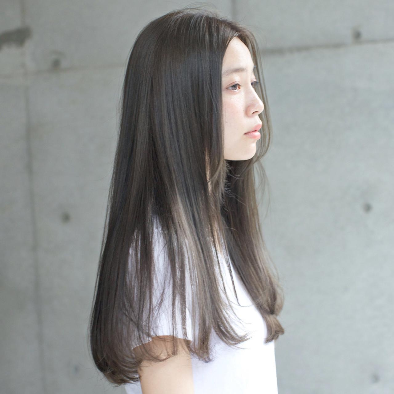 サラツヤ髪は手入れが大事。毎日できるケアを続けてみようの1枚目の画像