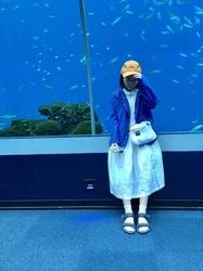 デートで水族館が人気のヒミツとは。女性らしい服装で出かけよう
