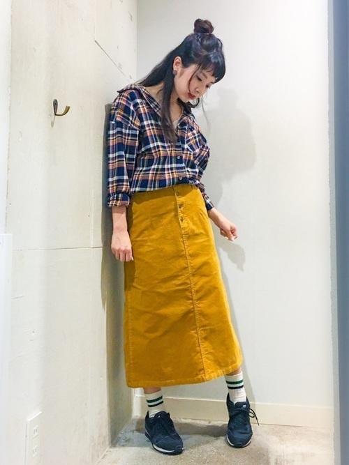 大人女子のネルシャツはこのブランドで選ぶ。コーデ例も紹介の11枚目の画像