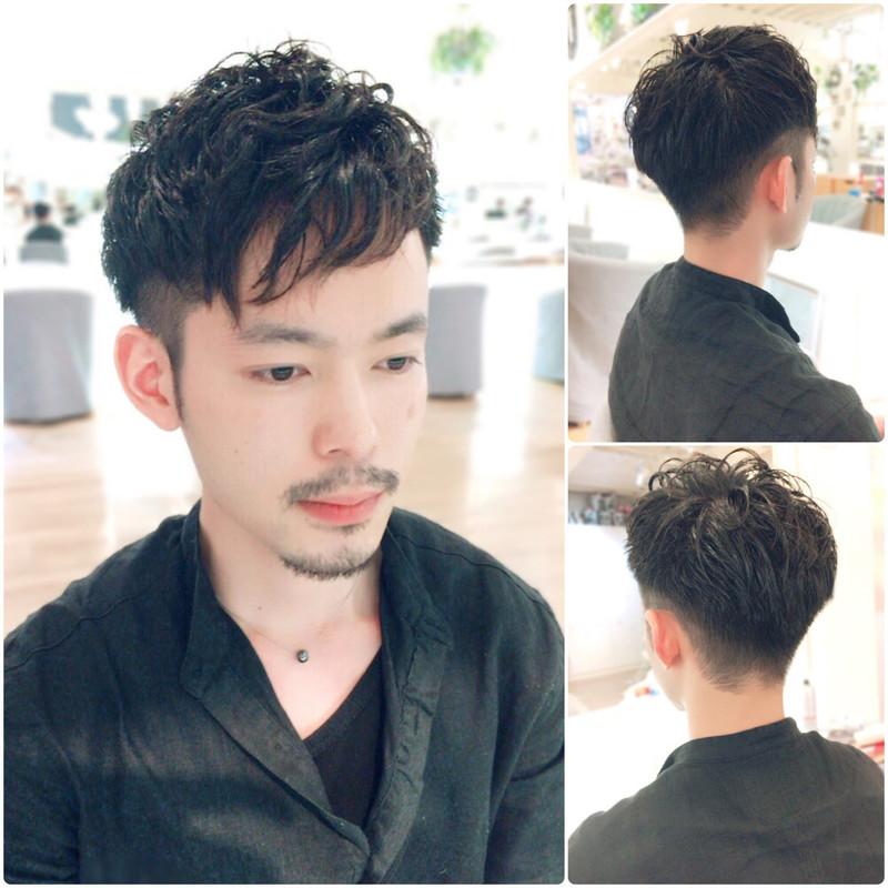 50 代 髪型 男性