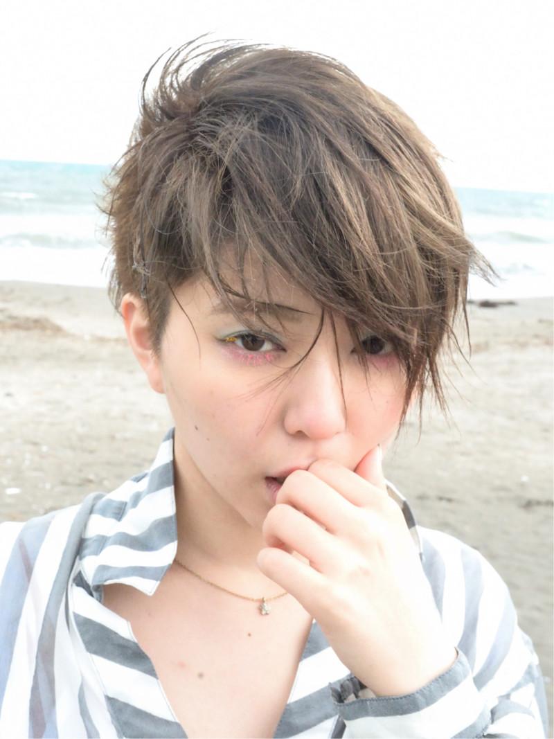 レディース 髪型