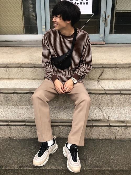 2021メンズ秋服コーデ31選!デート前に見たい女子ウケコーデ集