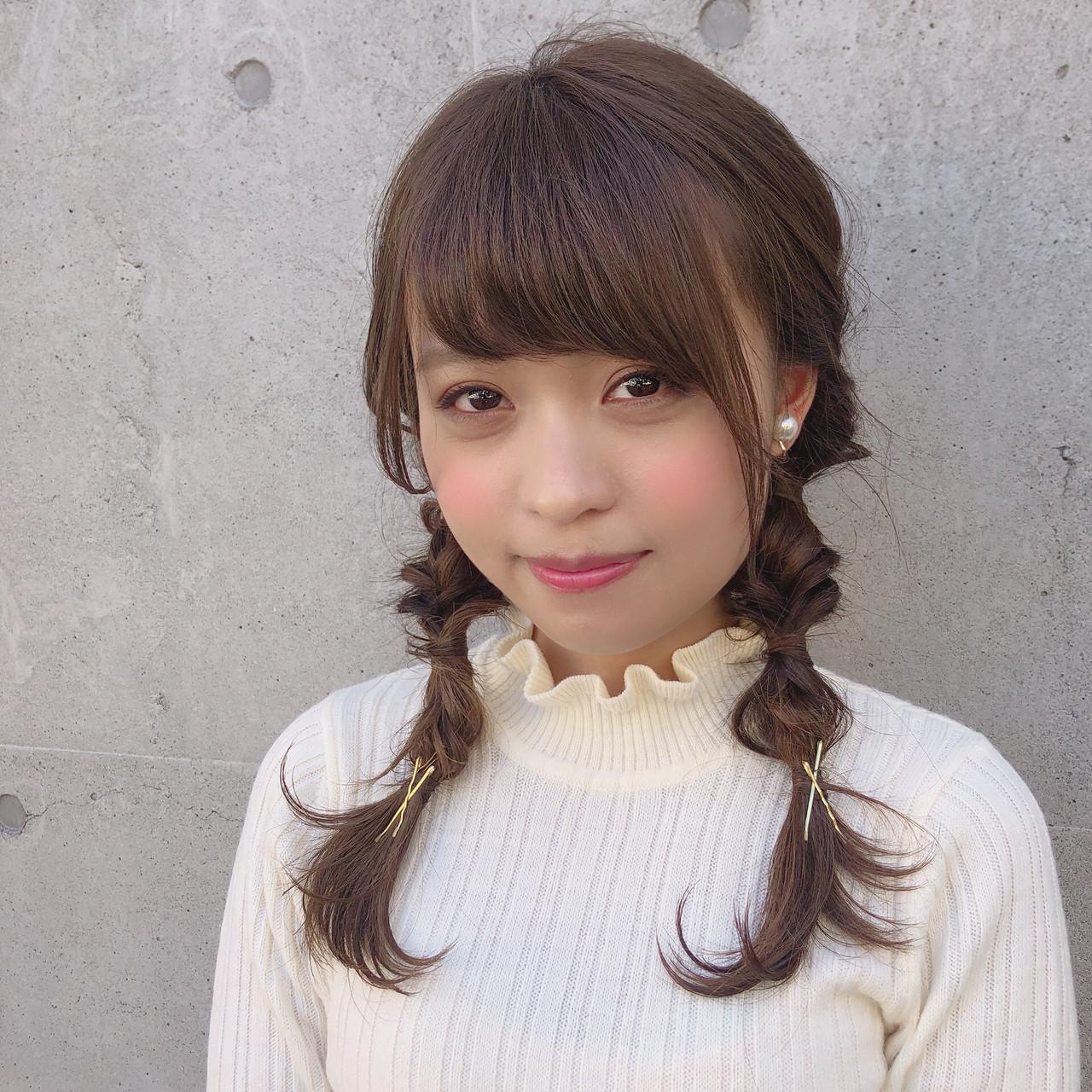 【髪型に迷う女子必見!】流行りの髪型でおしゃれ女子に変身♡の20枚目の画像