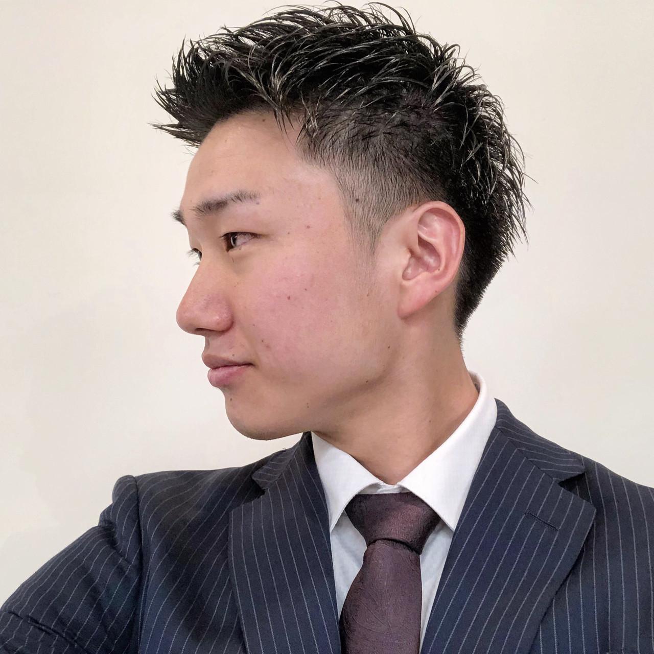 【レングス別】ビジネスマンの髪型特集!おすすめのスタイリング剤もの5枚目の画像