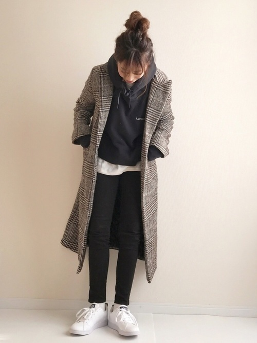 黒スキニーコーデでレディース服をおしゃれに。季節別コーデを紹介の10枚目の画像