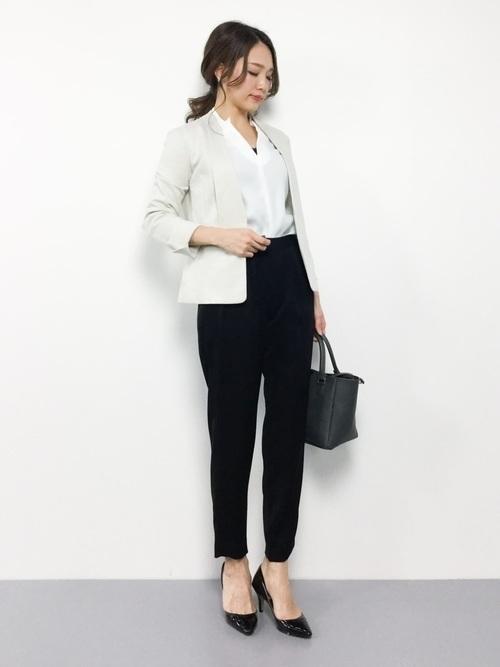 オフィス カジュアル レディース 【男女別】新入社員のオフィスカジュアルマナーこれで完璧!?好印象...