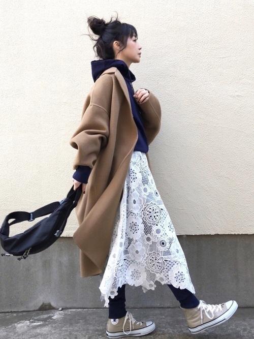 【秋コート】冬・春まで着回せる!最新レディースコーデを一気に紹介の9枚目の画像
