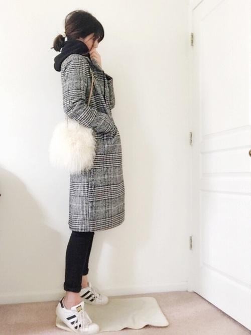 【秋コート】冬・春まで着回せる!最新レディースコーデを一気に紹介の21枚目の画像