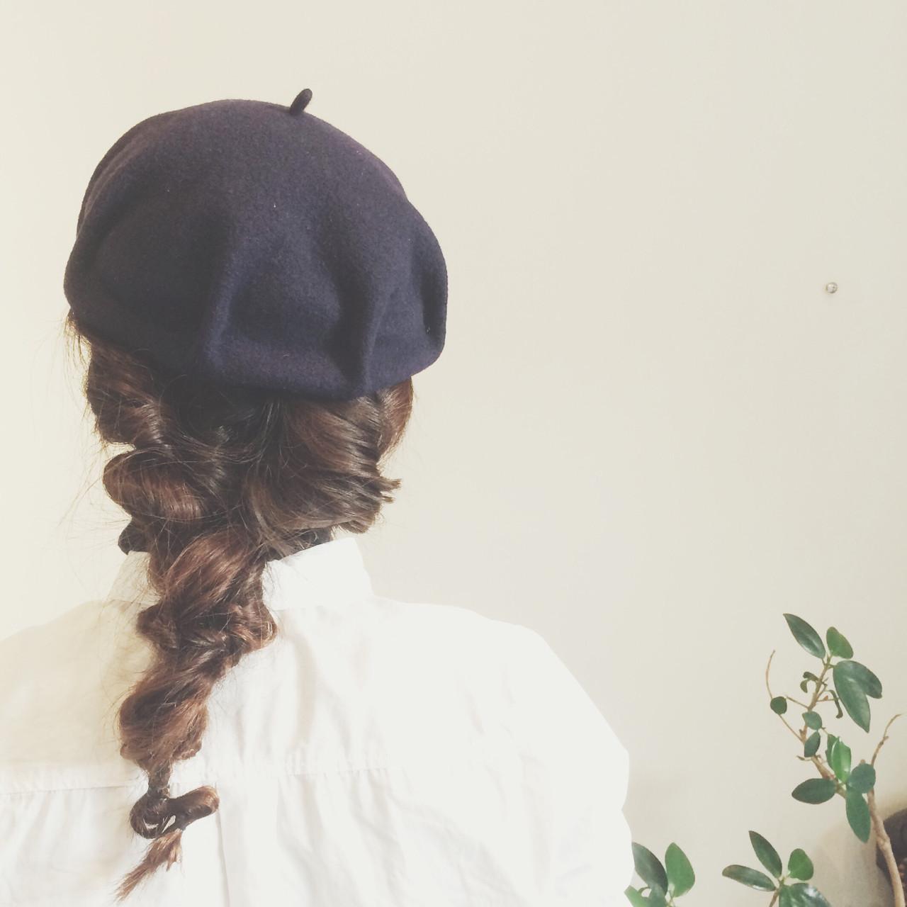 【2019年】レディース必須アイテム!ベレー帽の秋冬コーデ♡の16枚目の画像