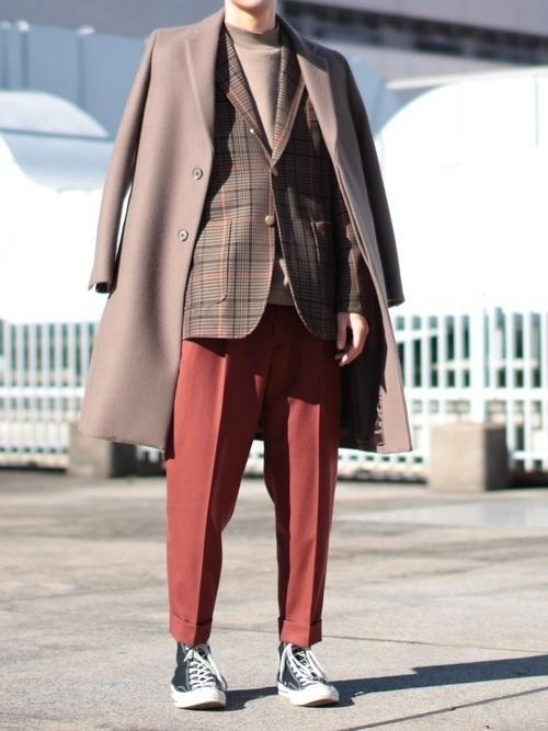 2020年の秋冬ファッションは「こなれ感」でおしゃれに決めて。