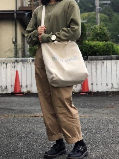 大人気!【ニコアンド】のショルダー&トートバッグを大特集♪の1枚目の画像
