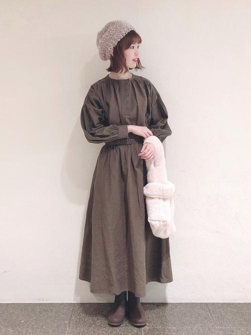 【保存版】ショート必見!上手なベレー帽の被り方カタログ&コーデ