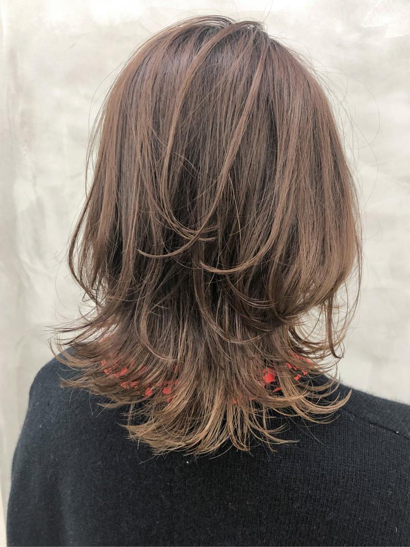 髪型 ウルフ