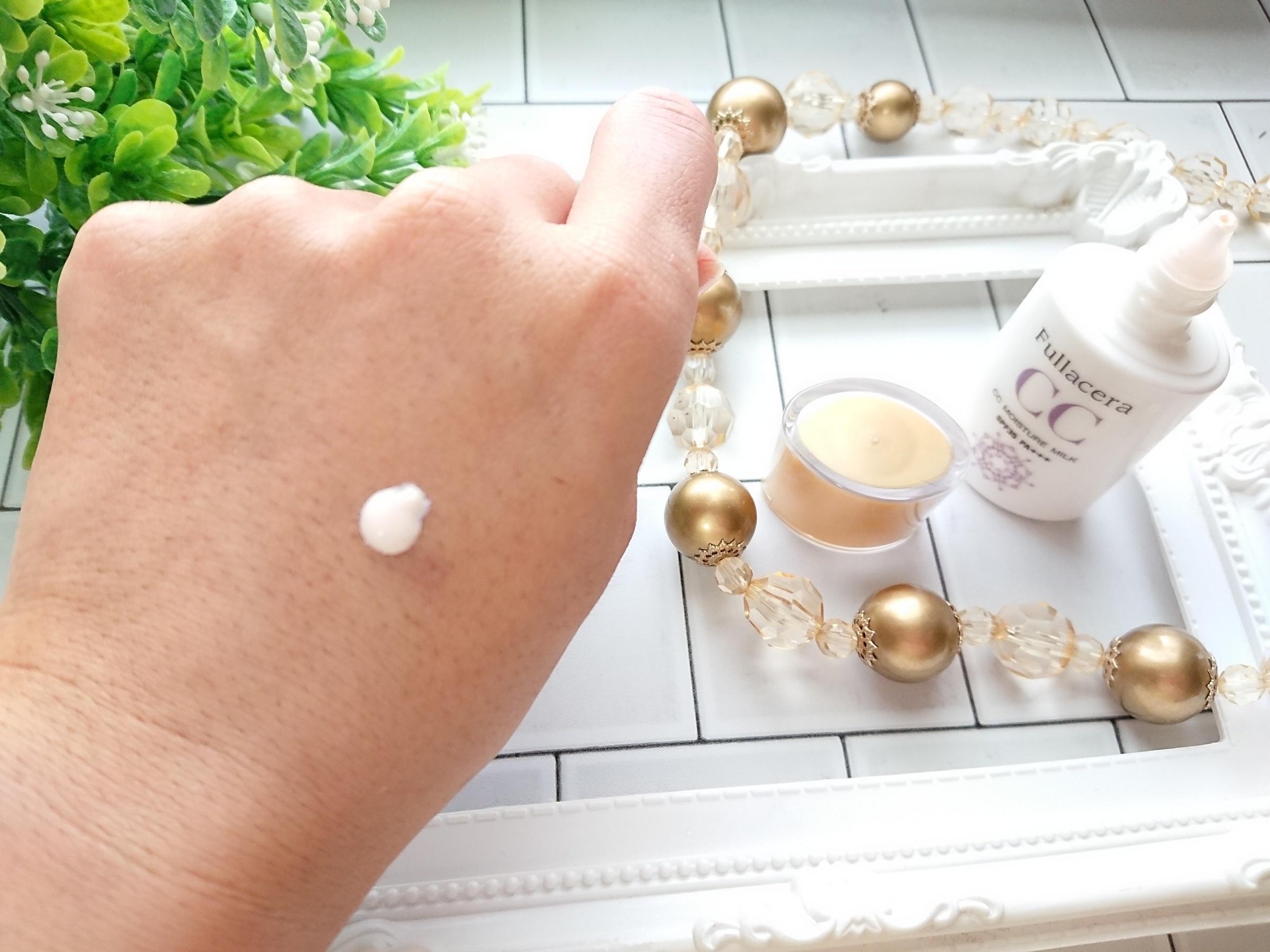 フラセラ UVモイスチャーミルク(その他日焼け止め)を使ったクチコミ(3枚目)