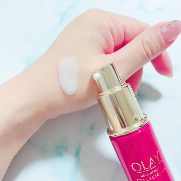 OLAY 美容液 乳液 リジェネリスト エッセンス 30mL(美容液)を使ったクチコミ(2枚目)