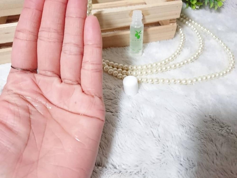 オリーブスクワラン100% 岡田美容オイル(美容液)を使ったクチコミ(4枚目)