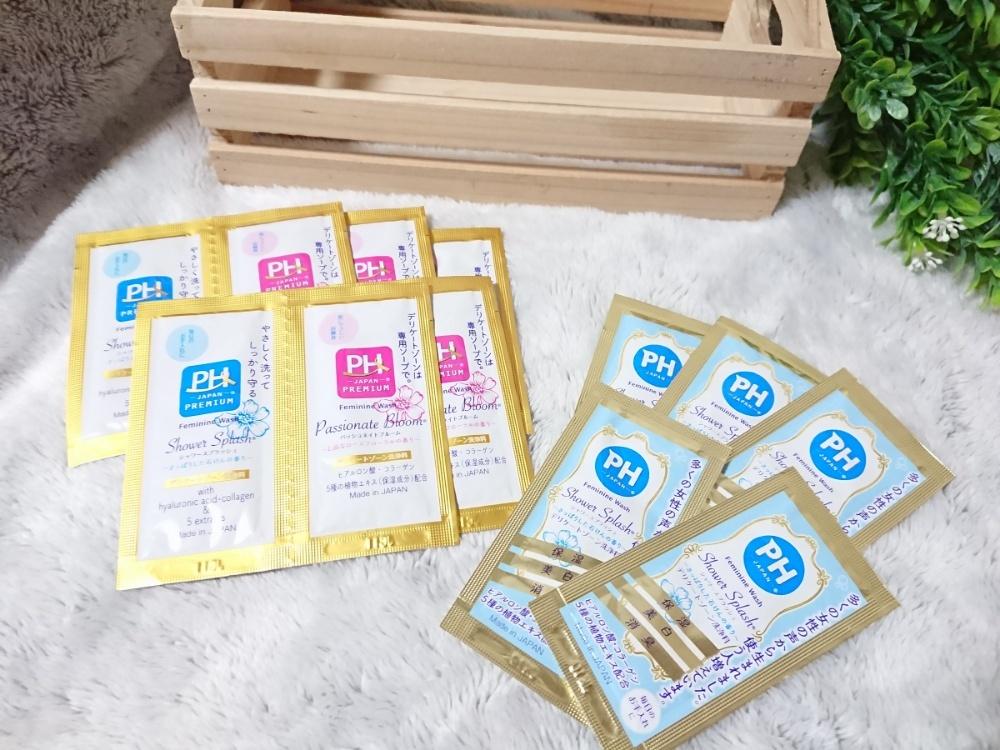 PH JAPAN プレミアム フェミニンウォッシュ 150ml パッショネイトブルーム 上品なローズフローラルの香り(ボディソープ)を使ったクチコミ(5枚目)