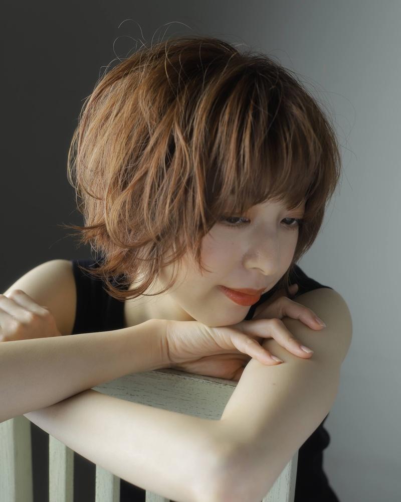 40 代 髪型 ショート