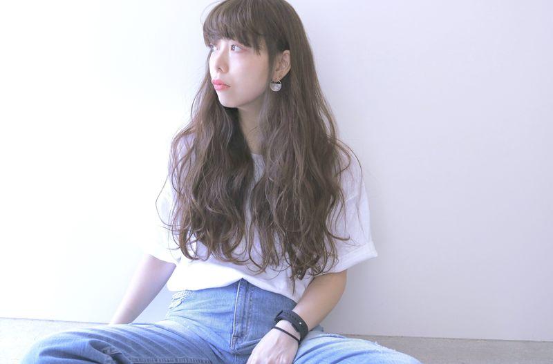 【ロング~超ロングヘア】で色気を通り越した大人っぽヘアを叶えて!