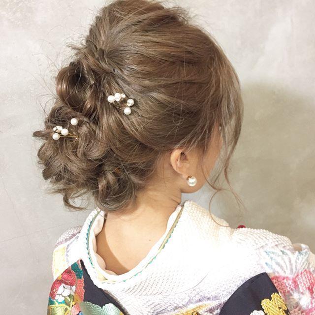 【保存版】和装に合う髪型を解説!年代・シーン・レングス別カタログ