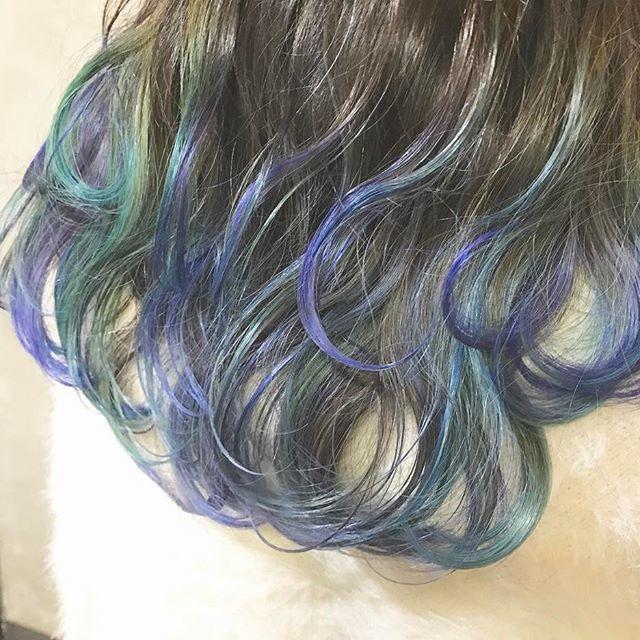 セルフヘアカラーで簡単雰囲気イメチェン!毛先だけ染める方法とは