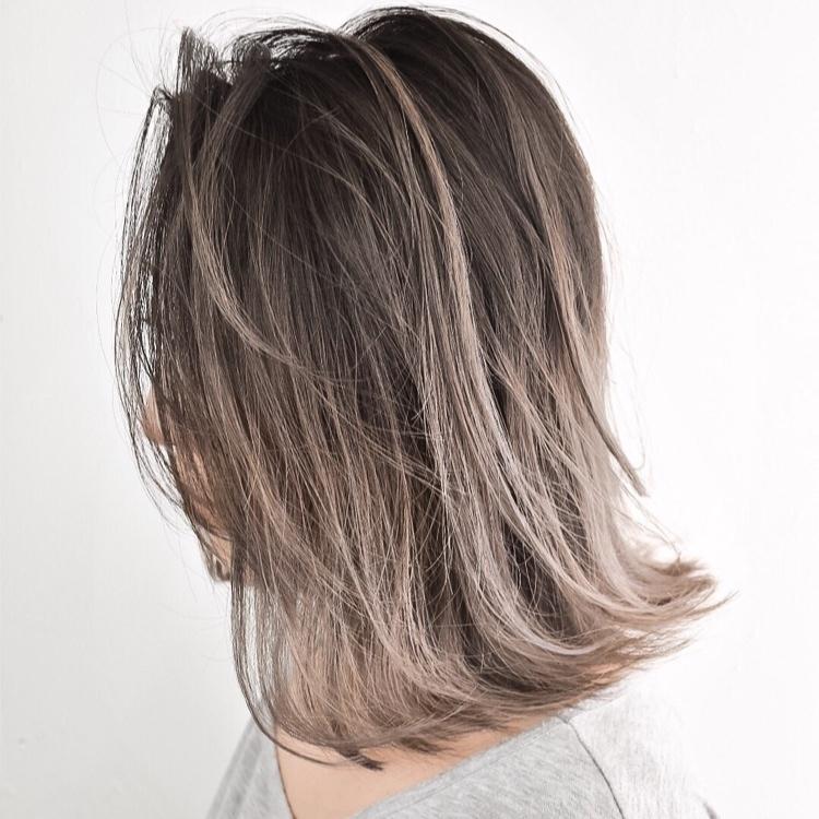 髪型 グラデーション Khabarplanet Com